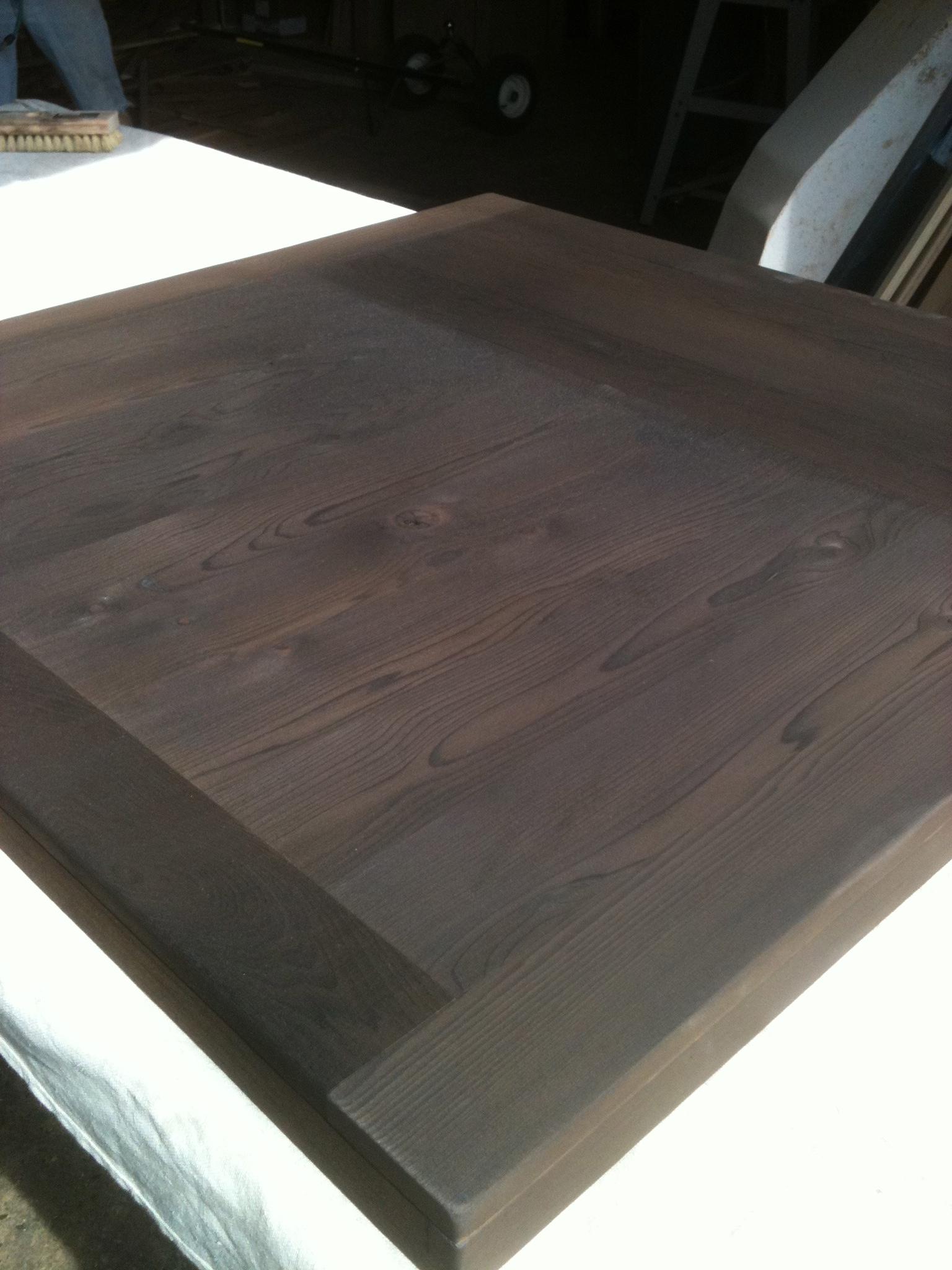 all wood finishing